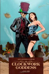 Alice's Adventures in Steamland: The Clockwork Goddess - Wol-vriey