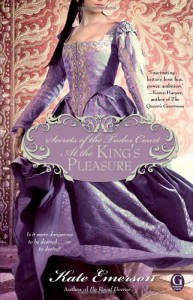 At the King's Pleasure - Kate Emerson