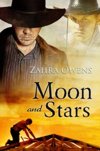 Moon and Stars (Clouds and Rain) - Zahra Owens