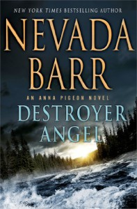 Destroyer Angel - Nevada Barr