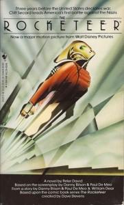 The Rocketeer - Peter David