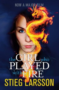 The Girl Who Played With Fire (Film Tie in) - Stieg Larsson