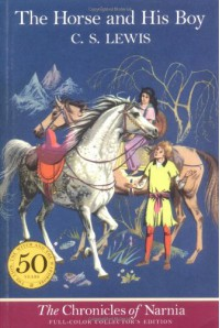 The Horse and His Boy (Chronicles of Narnia, #3) - C.S. Lewis, Pauline Baynes