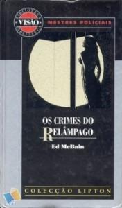 Os Crimes do Relâmpago - Ed McBain