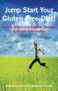 Jump Start Your Gluten-Free Diet! Living with Celiac / Coeliac Disease & Gluten Intolerance - Stefano Guandalini MD