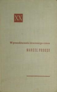 W poszukiwaniu straconego czasu. Tom 3 Strona Guermantes - Marcel Proust