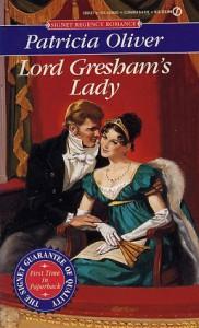 Lord Gresham's Lady - Patricia Oliver