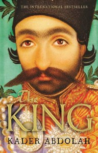 The King - Nancy Forest Flier, Kader Abdolah