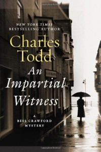 An Impartial Witness (Audio) - Charles Todd, Rosalyn Landor