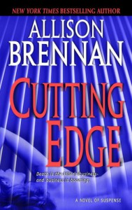 Cutting Edge: A Novel of Suspense - Allison Brennan