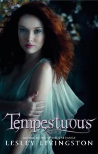 Tempestuous (Wondrous Strange #3) - Lesley Livingston