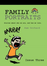 Family Portraits Issue 3 - Sam Orchard
