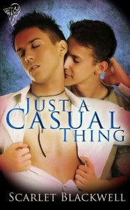 Just a Casual Thing - Scarlet Blackwell