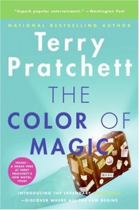 The Color of Magic - Terry Pratchett