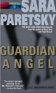 Guardian Angel - Sara Paretsky