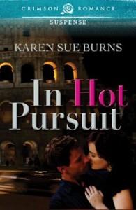 In Hot Pursuit - Karen Sue Burns