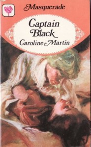 Captain Black. - Caroline Martin