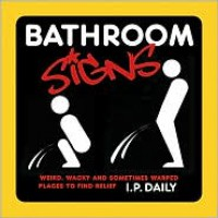 Bathroom Signs - I.P. Daily