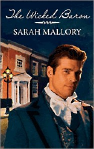 The Wicked Baron - Sarah Mallory, Melinda Hammond
