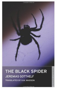 The Black Spider - Jeremias Gotthelf, H.M. Waidson