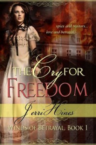 The Cry For Freedom - Jerri Hines