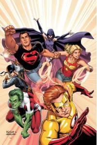 Teen Titans, Vol. 14: Team Building - J.T. Krul, Fabian Nicieza, Various