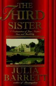 The Third Sister - Julia Barrett