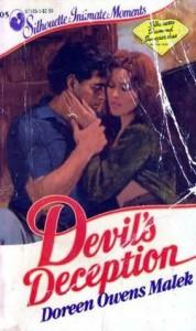 Devil's Deception (Silhouette Intimate Moments, #105) - Doreen Owens Malek
