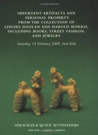 Important Artifacts and Personal Property from the Collection of Lenore Doolan and Harold Morris, Including Books, Street Fashion, and Jewelry - Leanne Shapton