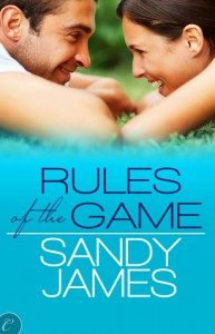 Rules of the Game - Sandy James