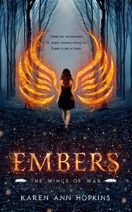 Embers (The Wings of War Book 1) - Karen Ann Hopkins
