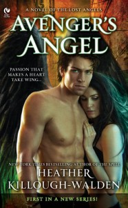 Avenger's Angel - Heather Killough-Walden