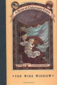 A Series of Unfortunate Events #3: The Wide Window - Brett Helquist, Lemony Snicket, Michael Kupperman