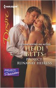 Project: Runaway Heiress - Heidi Betts