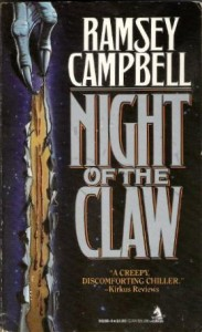 Night Of The Claw - Ramsey Campbell