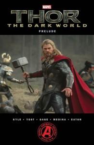 Marvel's Thor: The Dark World Prelude - Marvel Comics