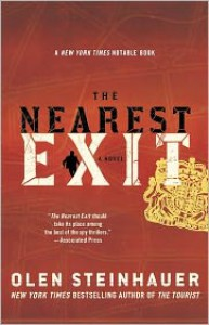 The Nearest Exit (The Tourist Series, Book 2) - Olen Steinhauer
