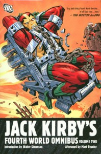 Jack Kirby's Fourth World Omnibus, Vol. 2 - Jack Kirby, Mike Royer, Vince Colletta, Walter Simonson, Mark Evanier
