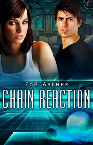 Chain Reaction (8th Wing, #2) - Zoe Archer
