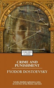 Crime and Punishment - Fyodor Dostoyevsky, Margaret Brantley