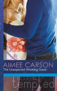 The Unexpected Wedding Guest - Aimee Carson