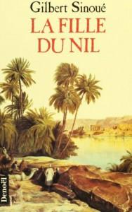 La fille du Nil - Gilbert Sinoué