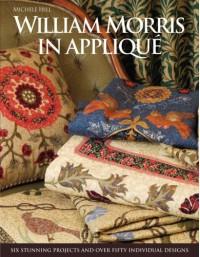 William Morris in Applique - Michele Hill