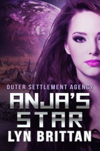 Anja's Star (Outer Settlement Agency) - Lyn Brittan