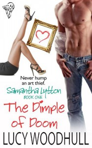The Dimple of Doom (Samantha Lytton) - Lucy Woodhull