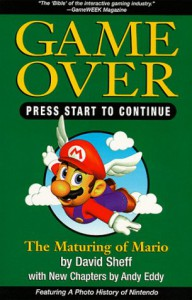 Game Over Press Start To Continue - David Sheff