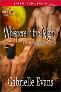 Whispers in the Night - Gabrielle Evans