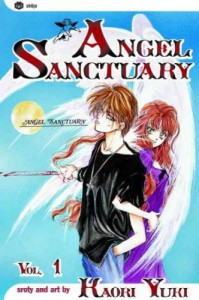 Angel Sanctuary, Vol. 1 - Kaori Yuki