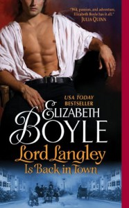 Lord Langley Is Back in Town - Elizabeth Boyle