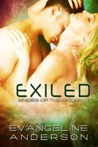 Exiled: Brides of the Kindred 7 - Evangeline Anderson
